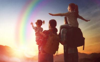 Los niños y jóvenes portadores del cambio